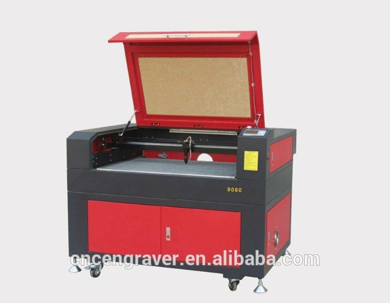 TS 6090 laser cutter with stepper motor hiwin gaide line