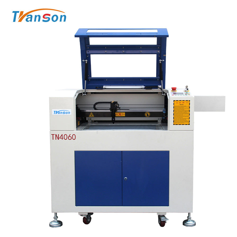 mini laser cutting ingraver TN4060 CO2 Laser Cutting Engraving Machine paper laser cutting machine for sale