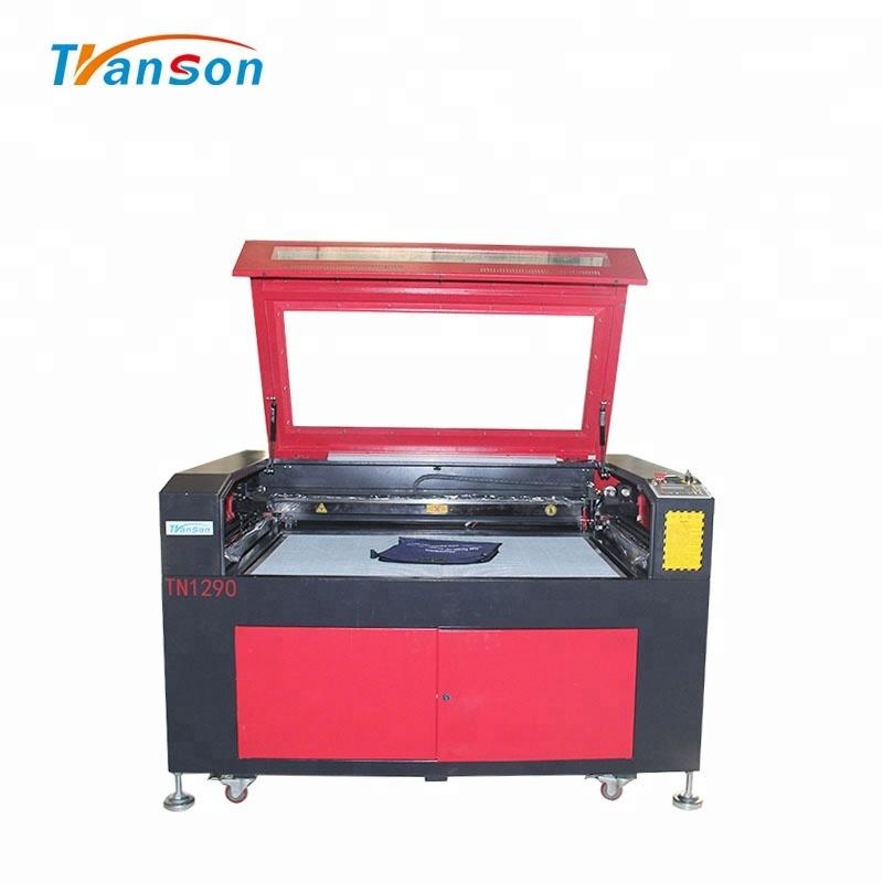 Easy Operate 130w-150w Co2 Leather Laser Engraving Machine For Shoes Bags Industry