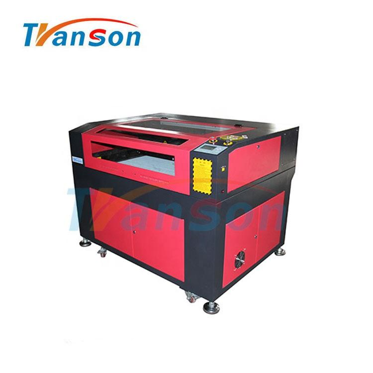 High Power 150W CO2 Laser Cutting Engraving Machine TN1290 with Reci W8 Tubefor wood paper acrylic leather plastic stone glass