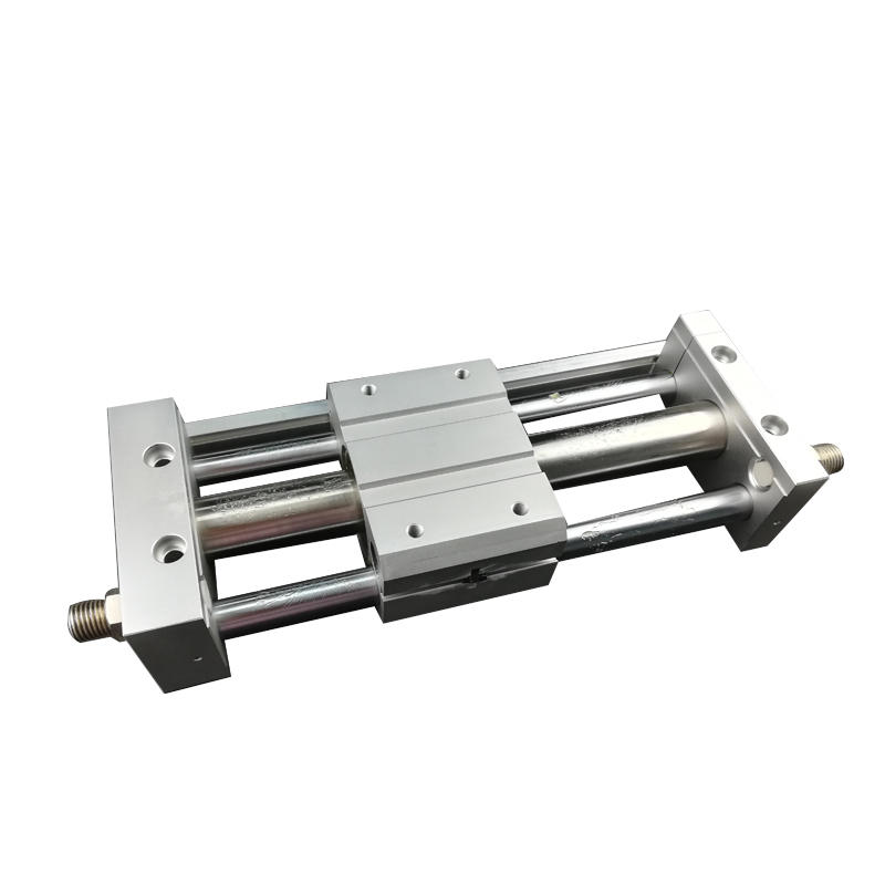CDY1 Type Magnetically Coupled CDY1S25-150 CDY1S40-200 Rodless Pneumatic Air Cylinder