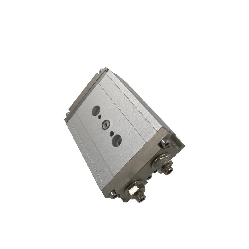 Pinion Style Aluminium Alloy CRQ2 Series CDRQ2BS15-180 High Pressure Rotary Air Cylinder