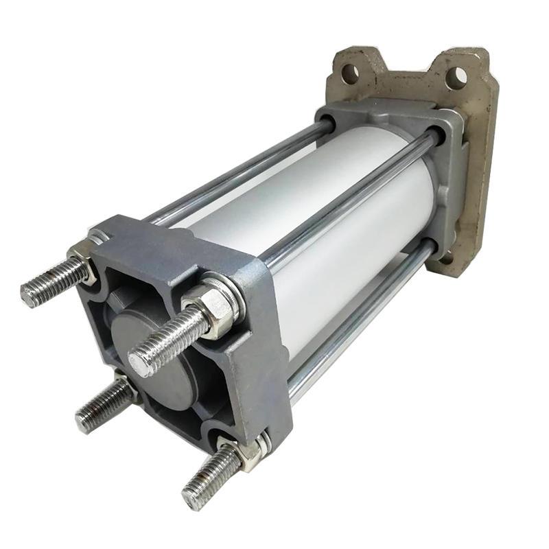 Air Cylinders Standard Double Acting Aluminium SC Series Pneumatic Cylinder CA1FN-80-120-XA0-XB6RP hydraulic air cylinder
