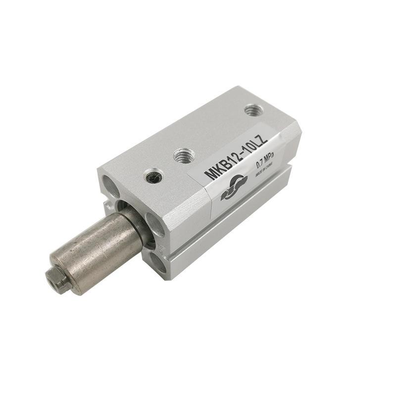 Silver MK Series MKB16-20RNZ MKB20-20LNZ Rotary Double Acting Pneumatic Hydraulic Cylinder