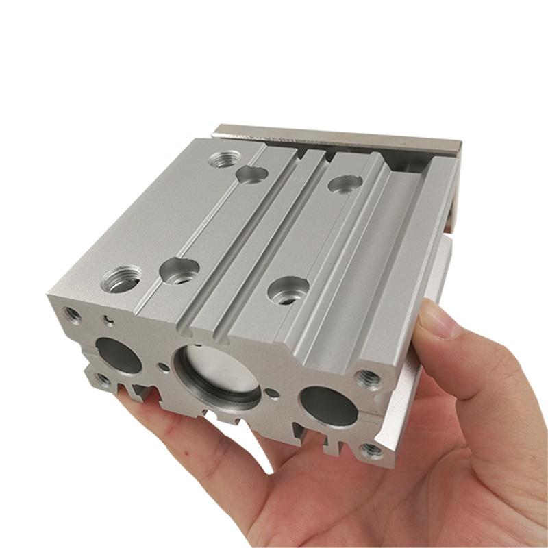 MGP Series Compact Guide Cylinder MGPM20-40Z MGPM40-75Z Double Acting Compact Guide Air Cylinder