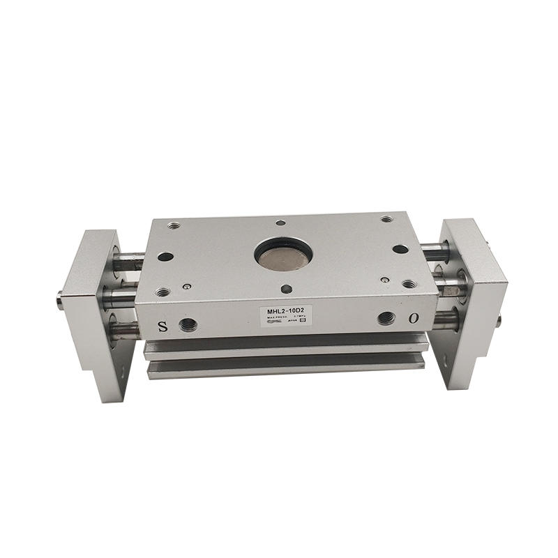 MHL2 Series Pneumatic Cylinder MHL2-10D2 MHL2-25D2 Double Acting Wide Opening Air Gripper Cylinder