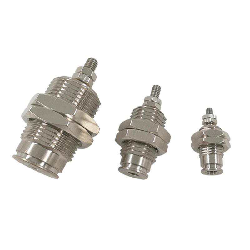 Aluminium Basic Type CJP Series CJPB6-5 CJPB10-10 Single Acting Hydraulic Pneumatic Cylinder