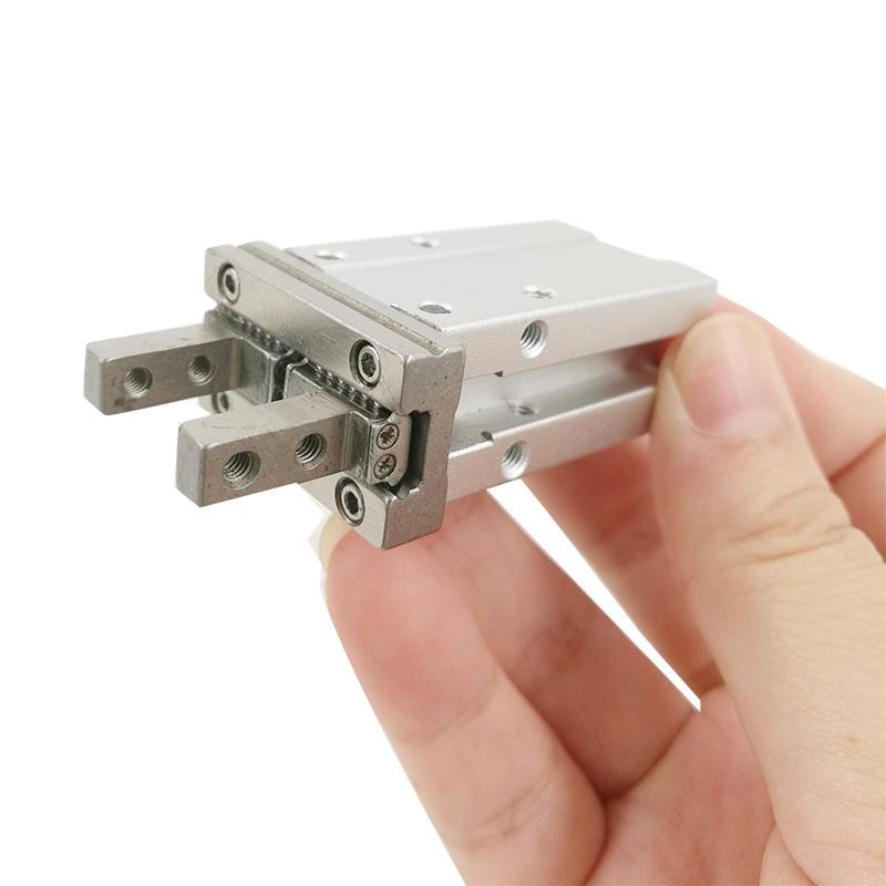 Aluminium MHZ2 Series MHZ2-10D MHZ2-20D MHZ2-40D Pneumatic Hydraulic Finger Air Cylinder