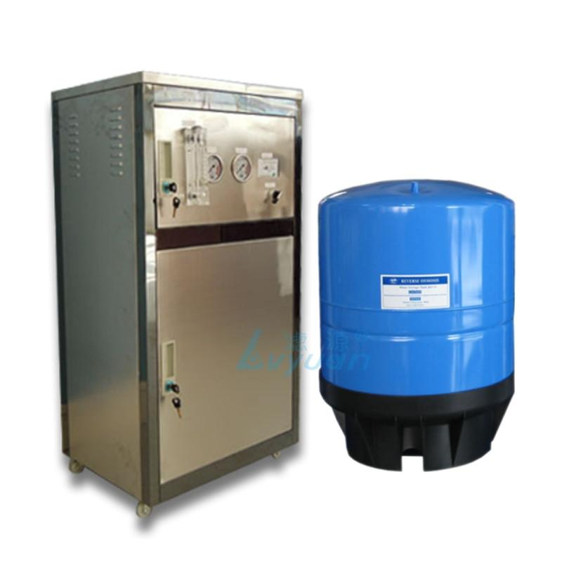 Pure quality Reverse Osmosis Filtration Large scale water purification system for school hospital factory