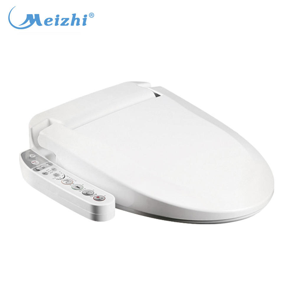 Fully automatic self-clean toilet seat