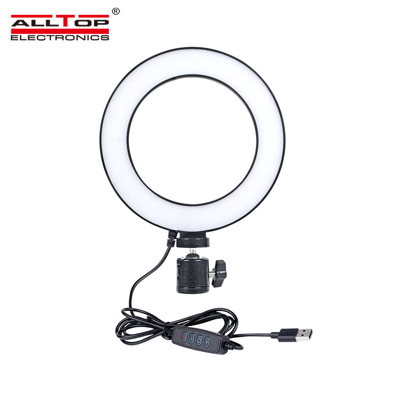Dimmable makeup studio led ring light 2700-5500K color temperature LED Ring lamp