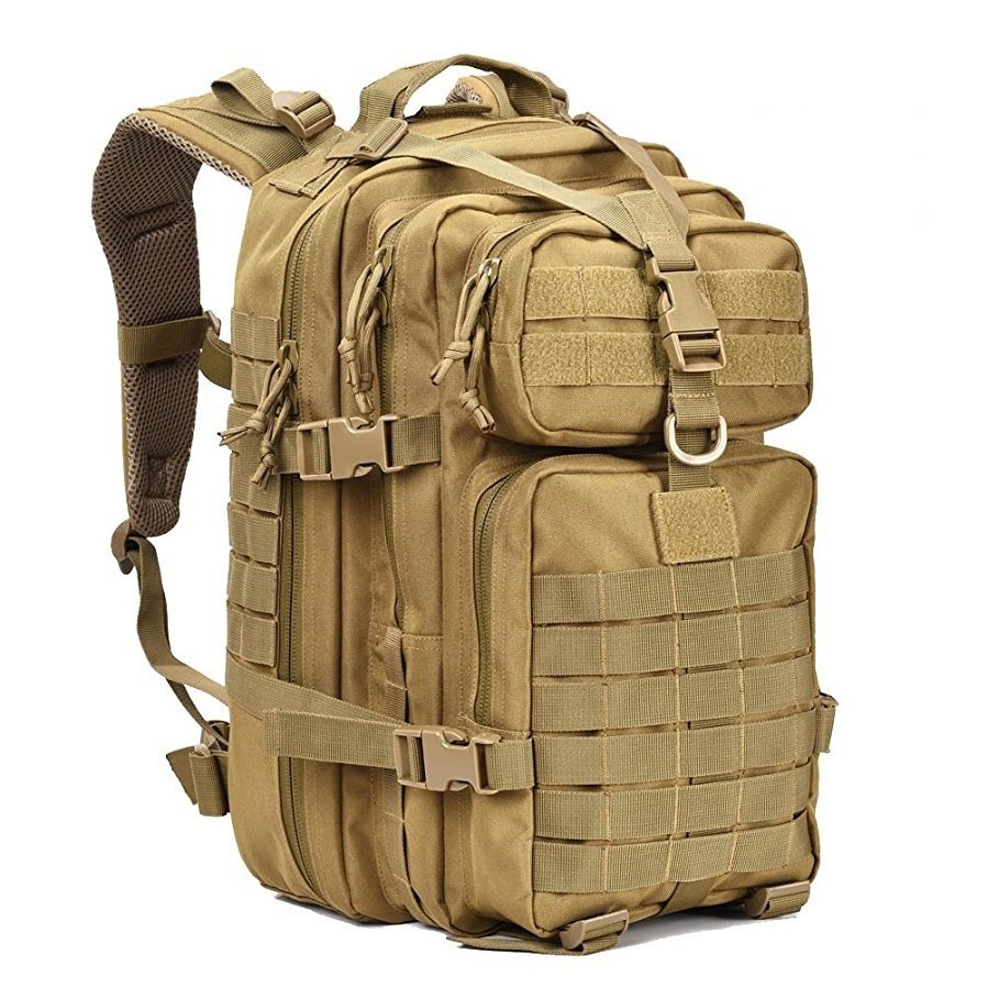 Osgoodway 2020 Hot Sale Wholesale High Quality 50L Military Tactical Backpack for Hiking Camping Hunting