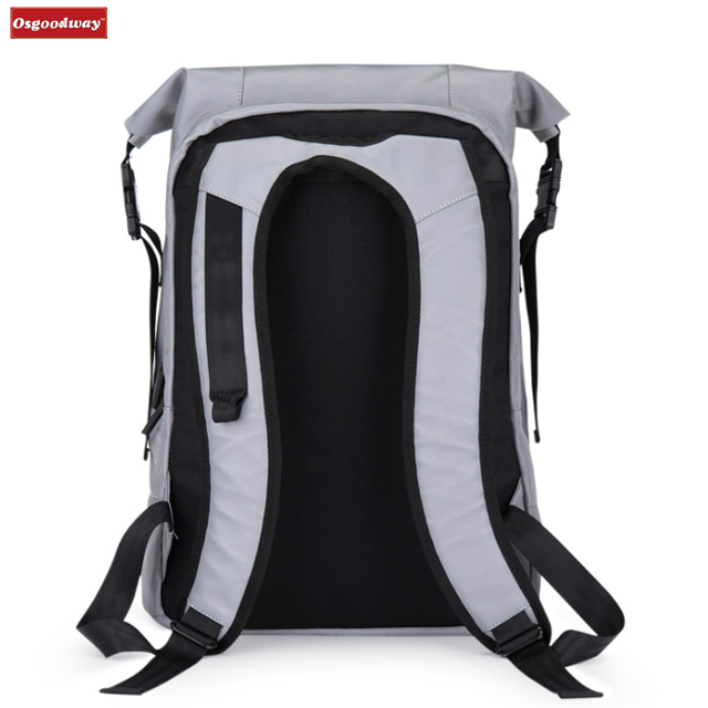 product-Osgoodway-Osgoodway Multifunctional Water Resistant Business Anti-theft Rolltop Hiking Backp