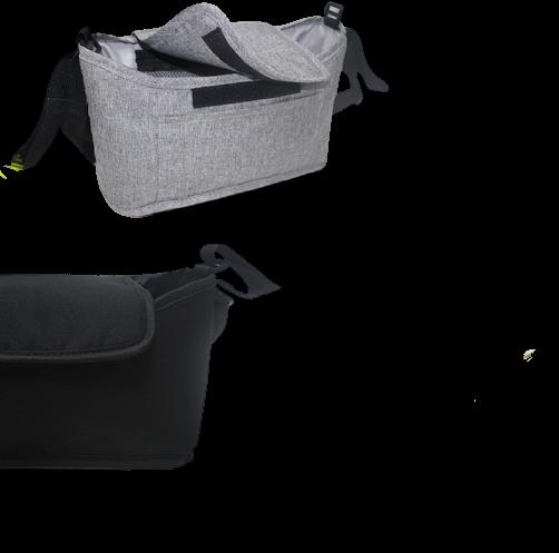 Stroller Organizer Baby Handbags Accessories Cup Holder Cover Baby Buggy Winter Baby Shoulder Bag