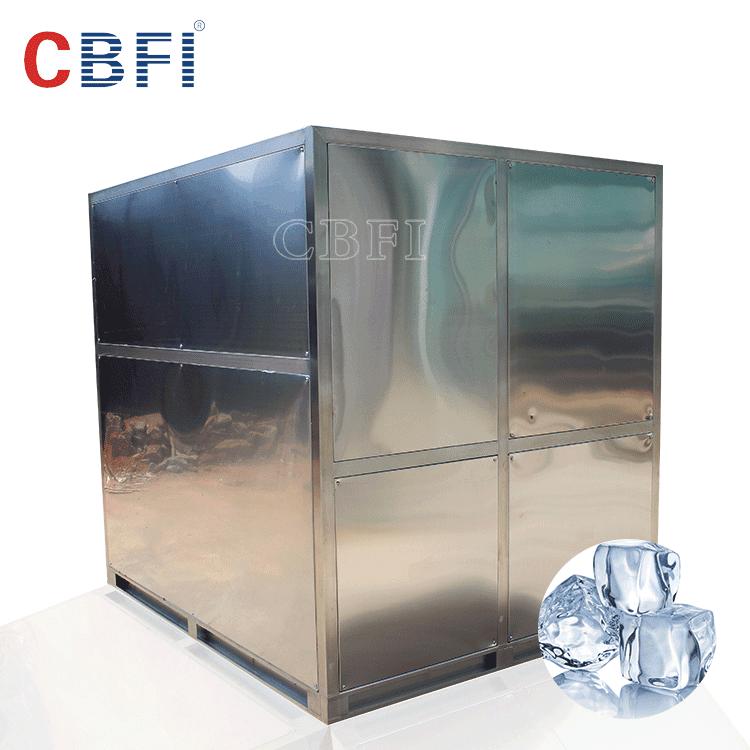 industrial cube ice making machine in Dubai