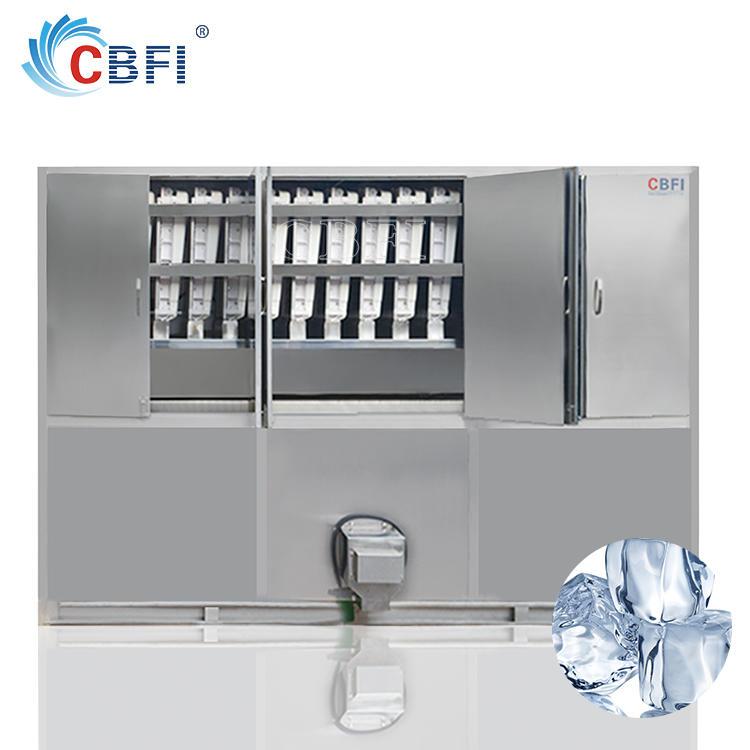 CBFI High Output Big Cube Ice Machine Manufacturer in Guangzhou