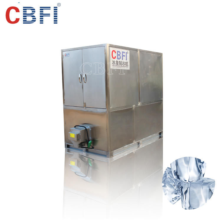 Ice Maker Machine Ice Cube Maker for Suriname