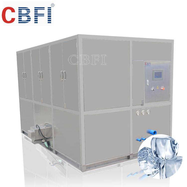 Manufacturer price 3 ton 5 ton 10 ton for optional Cube Ice machine Ice maker
