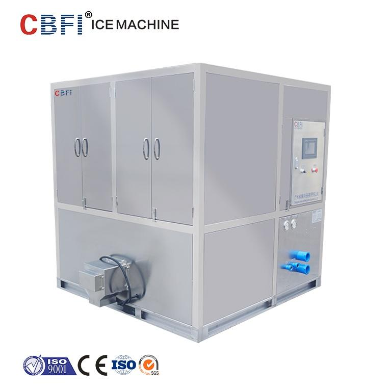 Commercial 15 Tons Cube Ice Plant for Selling Ice