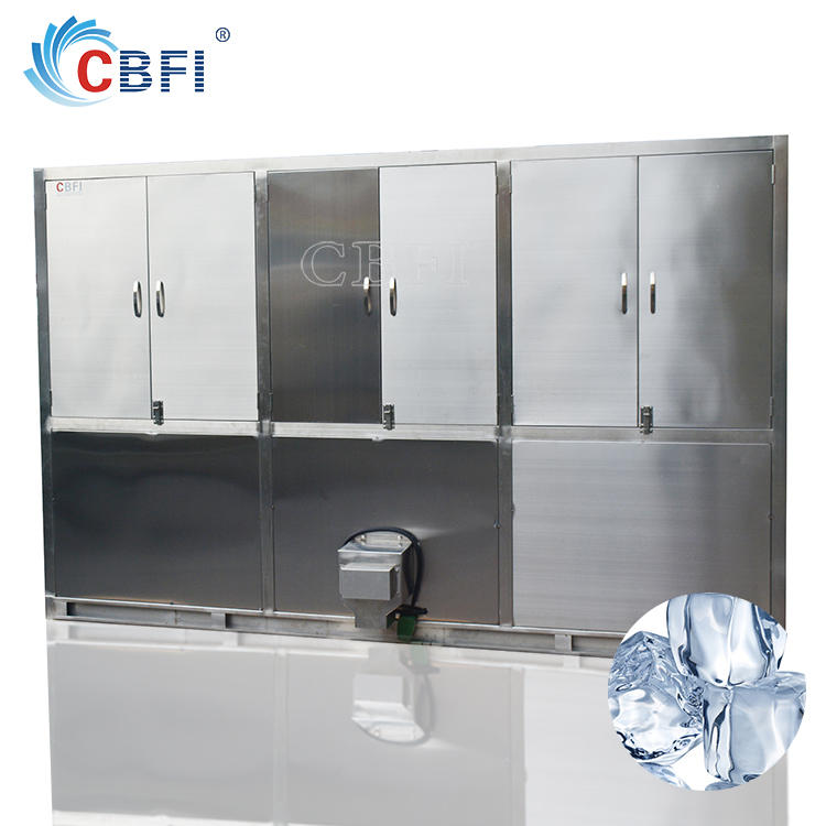 New Design Ice Cube Vending Machine for Sale