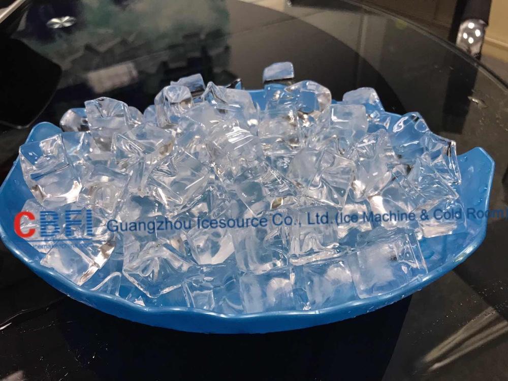 Saudi Arabia Popular Ice Machine CV10000 Cube Ice Maker Machine 10 ton per day
