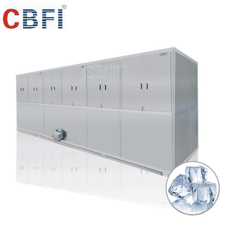 1000 KG 3000 kg 5000kg 10000 kg cube ice machine for ice plant