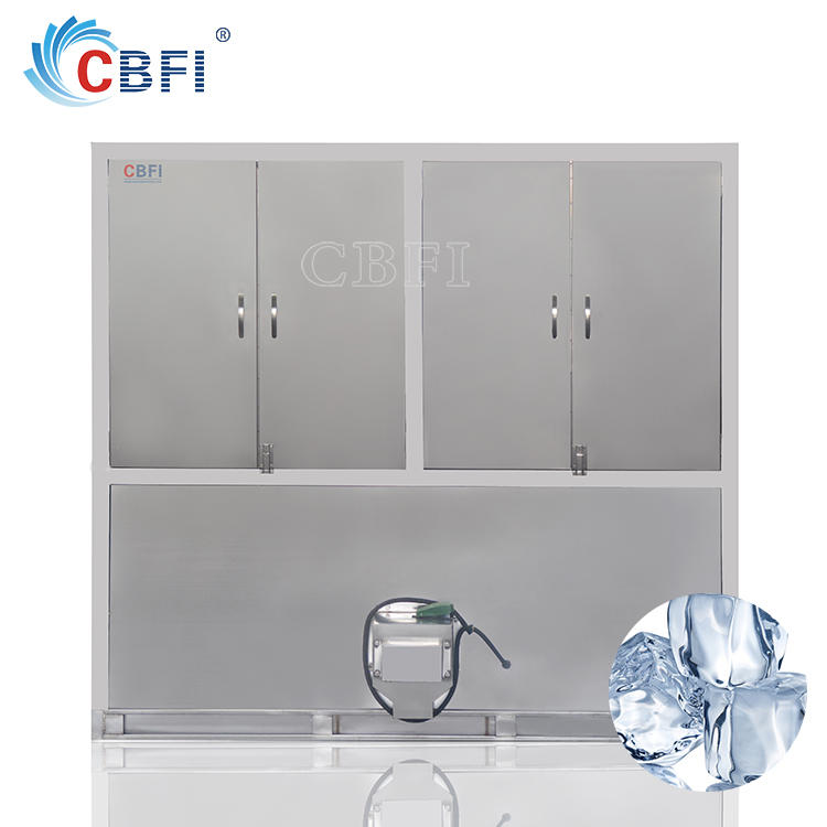 Thailand ice cube maker& cube ice machine for drinks and wines