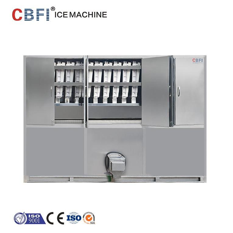 Middle East special design Cube Ice Making Machine 3 ton, 5 ton, 10 ton one day