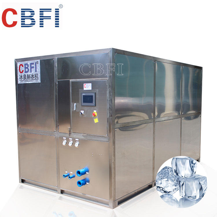 Manufacturer price 3 ton 5 ton 10 ton for optional Cube Ice machine Ice maker