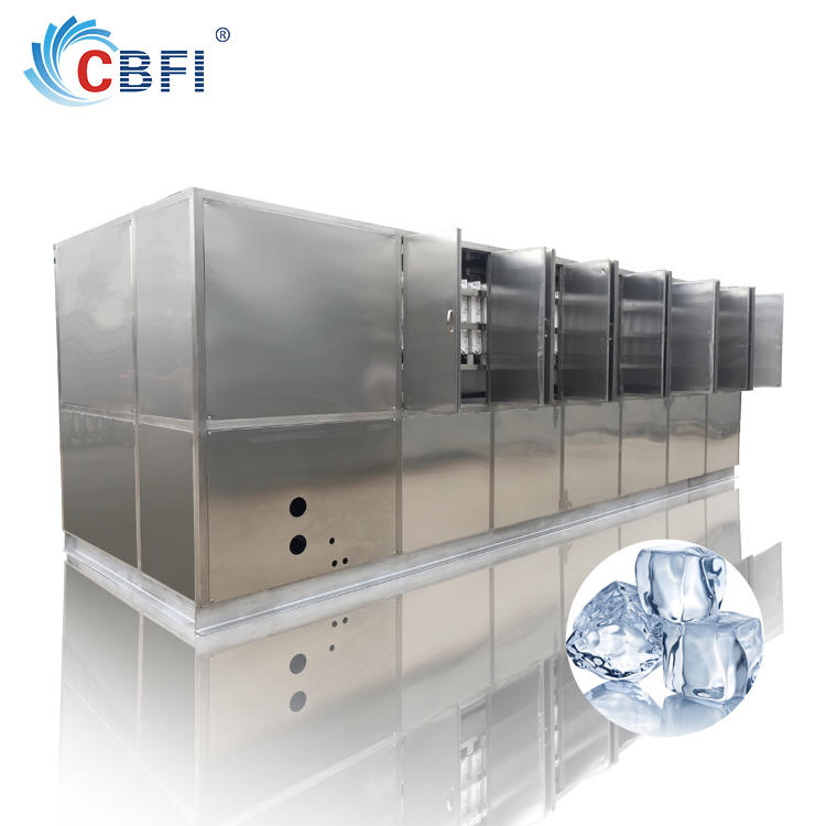 Automatic packed ice cube machine for sale in Pakistan