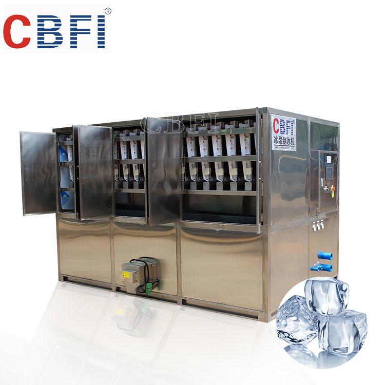 CBFI Ice Fountain Cube Ice Machine for UAE