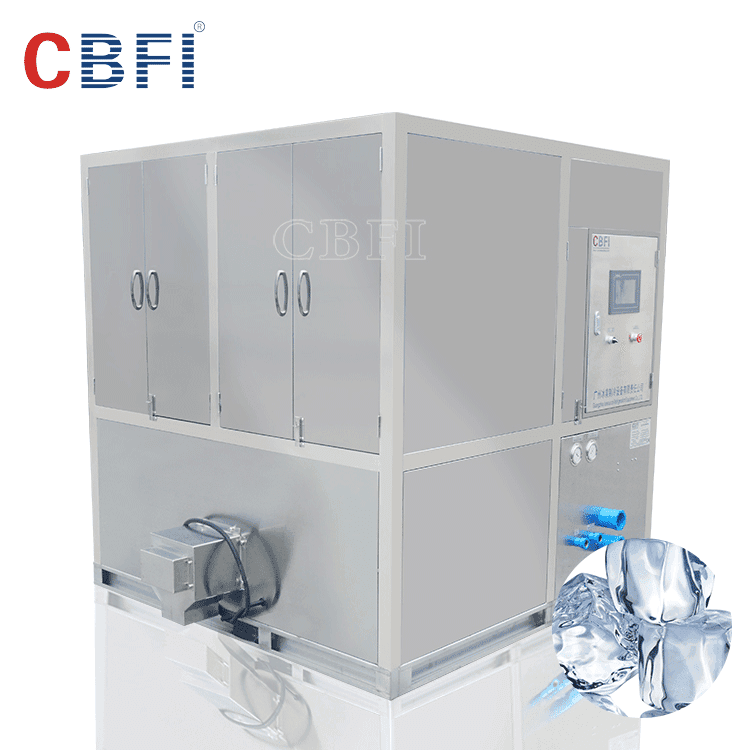 Ice cube machine factory for cube ice maker