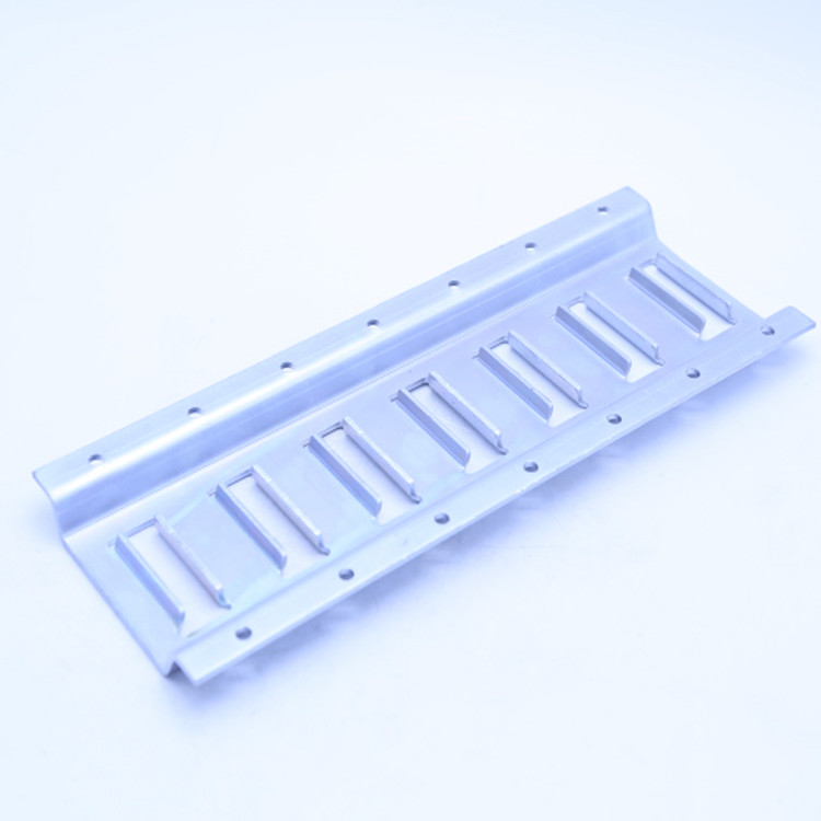 High quality hot sale truck body interior parts truck guard plate cargo track-021115-2