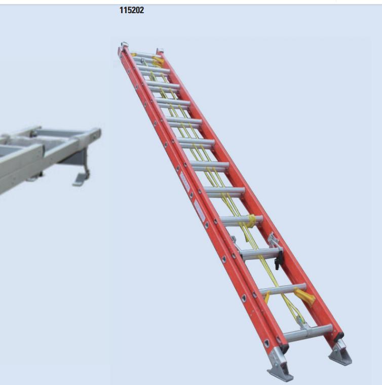 High Quality Fire Truck Ladder