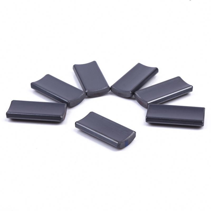 High quality custom size super strong permanent strong permanent magnets tile for sale