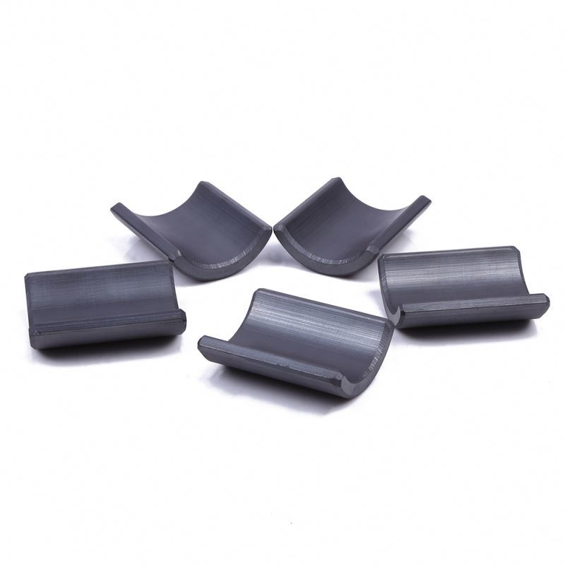 Factory main product high performance unique design y35 ferrite magnet tiles