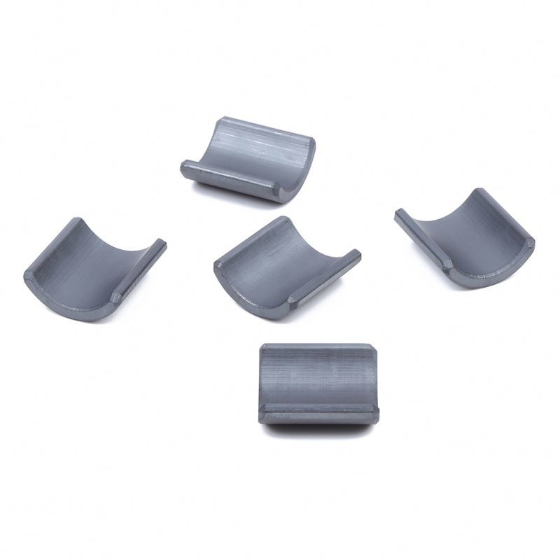OEM&ODM Y35 arc ferrite magnet for water pump
