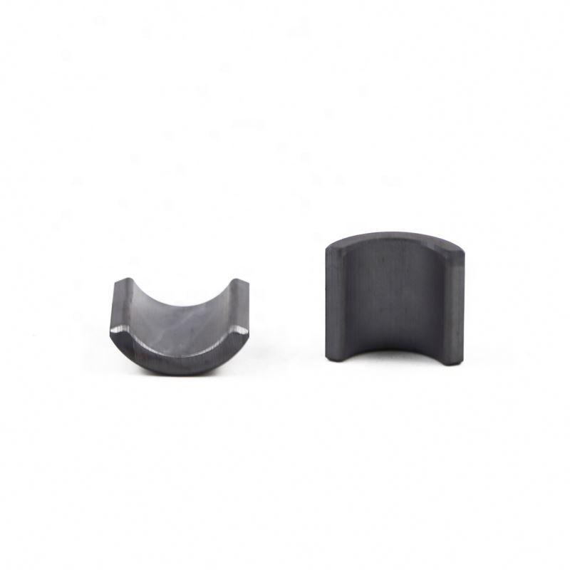 China factory washing machine application customized all size tile shape ferrite magnet