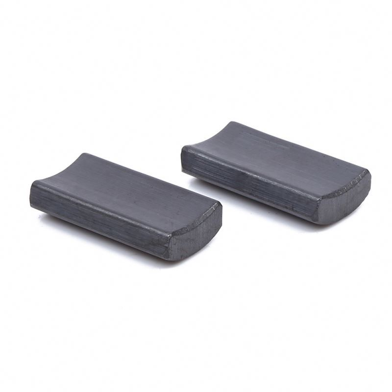 Manufacturer sale Y35 arc segment ferrite magnet for Sensors and encoders