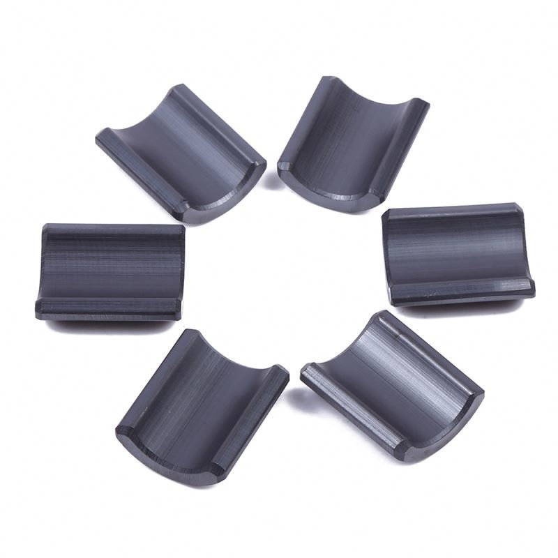 Latest hot selling eco-friendly factory quality guarantee strong magnet arc magnets