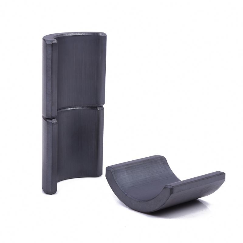 Hot selling OEM design permanent ferrite magnetic