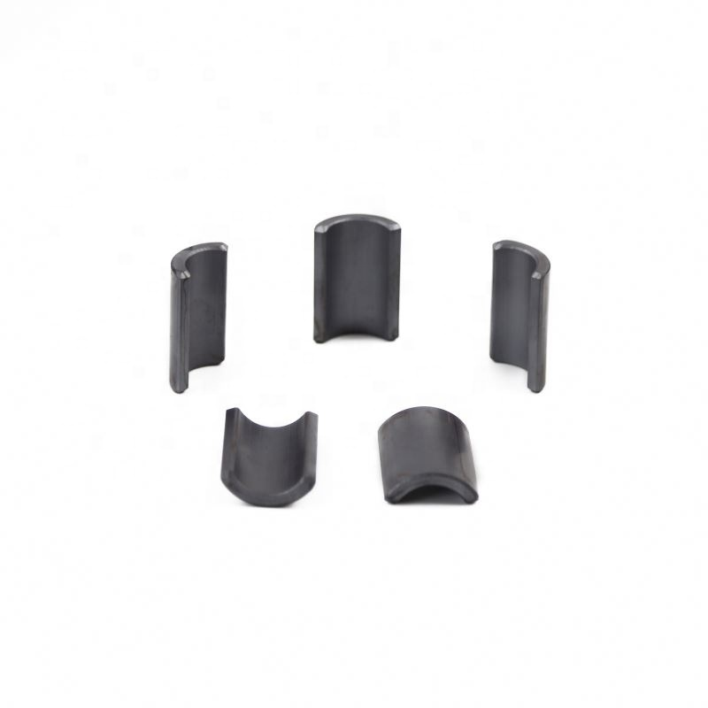 Supply durable tile shape permanent magneticlow price ferrite magnet
