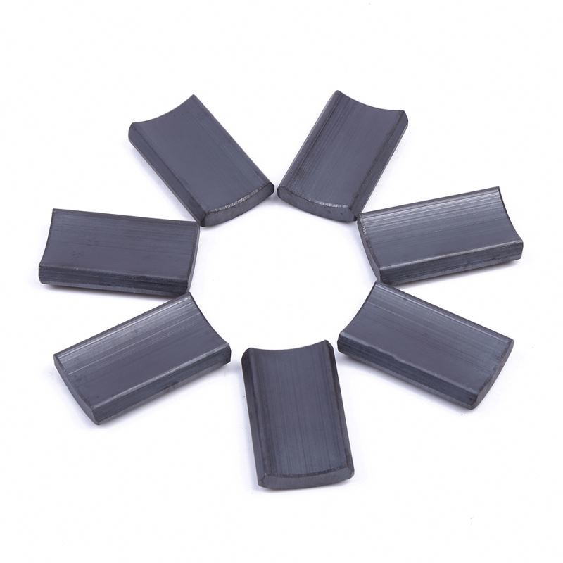 Manufacturer latest good quality customization Y35 Y38 magnet sintered ferrite magnet tile