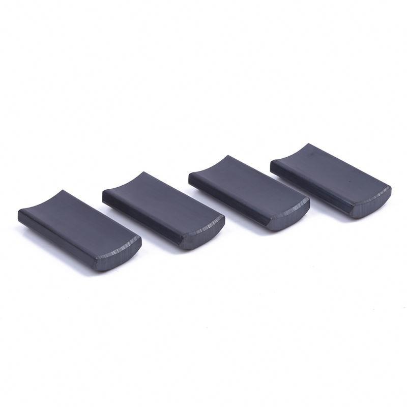 Performance super strong magnet ferrite magnert tile high grade ferrite magnet
