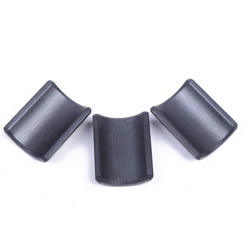 Amazon hot sale Y38 barium ferrite magnet polishing ferrite magnet for HDD