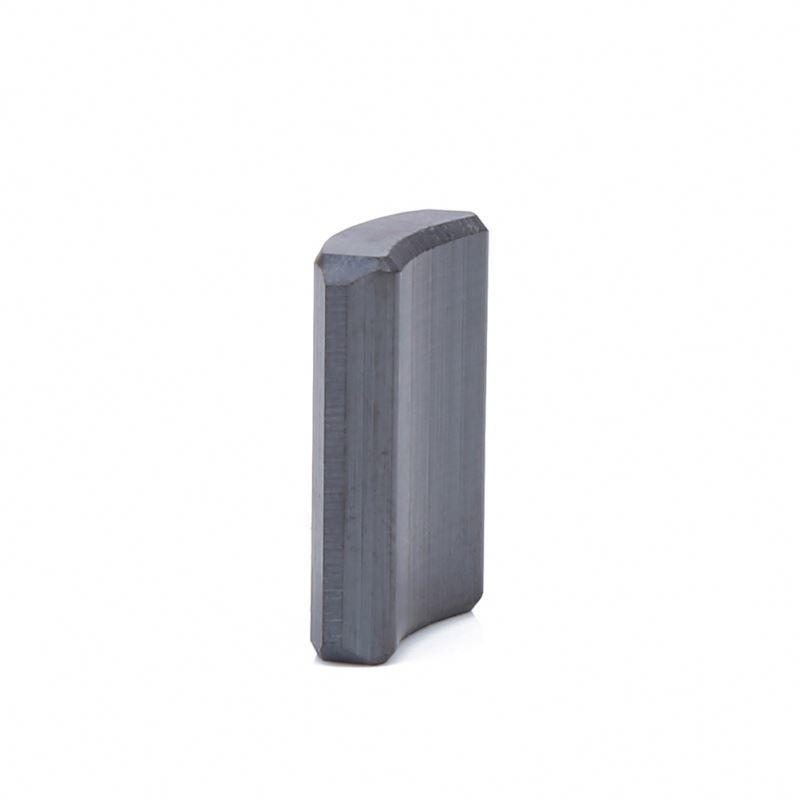 Factory supply Y8T motor arc magnets for Fuel/hydraulic pumpy
