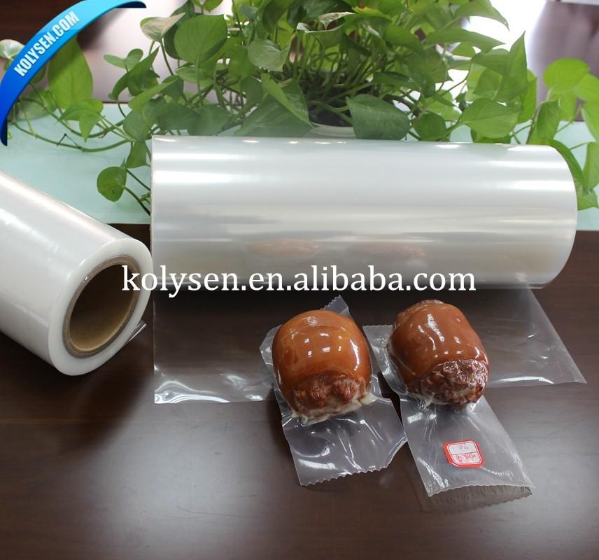 Vacuum Retort Pouch Food Bag