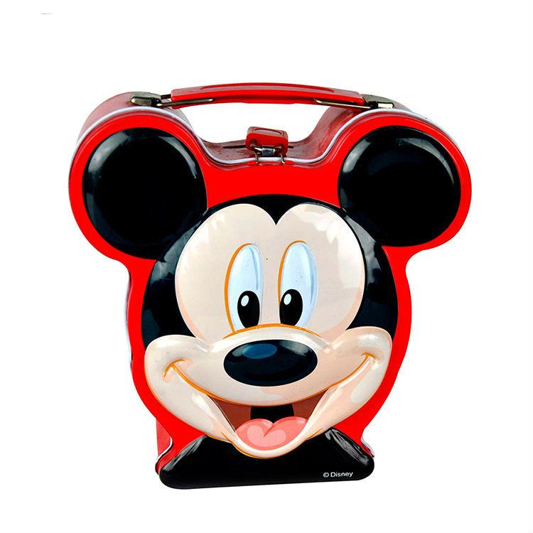 Mouse shape Piggy Bank Money Box Coin Bank Saving Box Penny Lock Bank Storage Jar Decoration Safe Box Save Cans