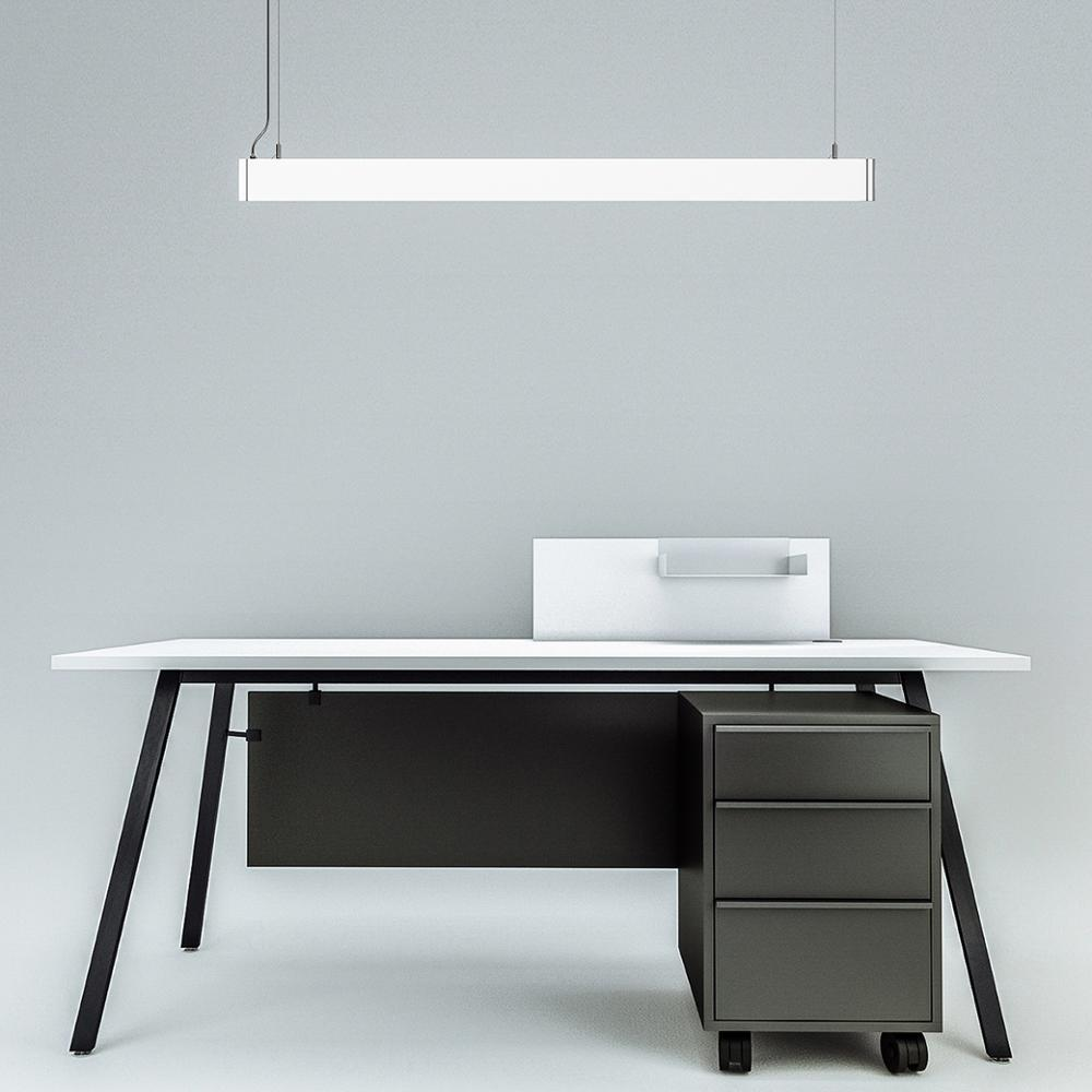 Inlity led linear pendant light 18W 6000K llinear high bay led light for the office