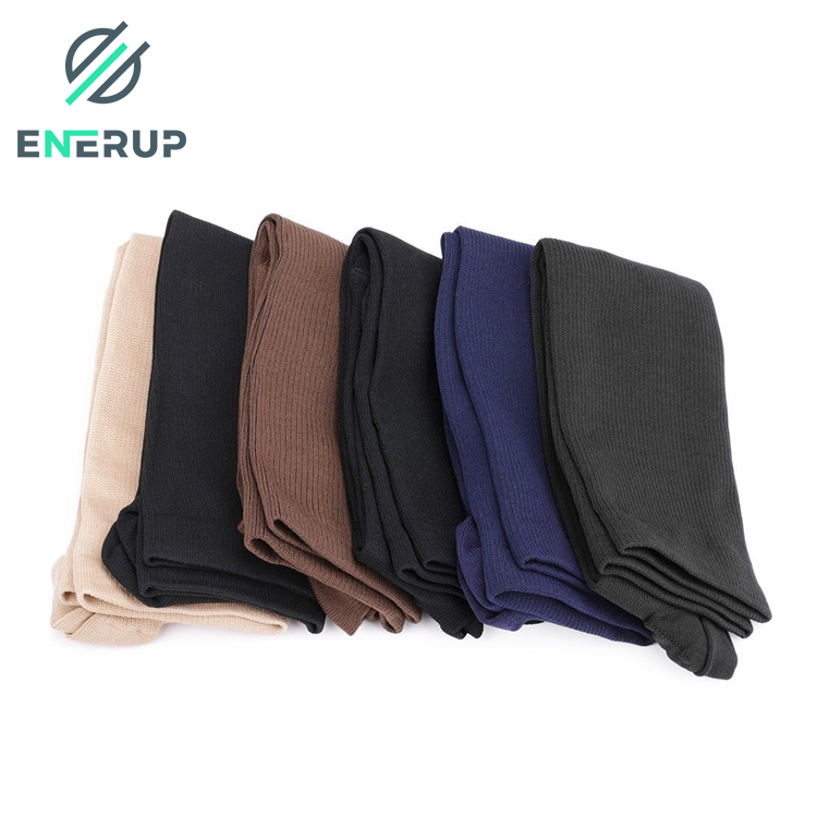 Enerup Logo Customized Nurse 8 Pack Copper Knee High Carthart Compression Running Socks Lithuania For Men & Women Hhmg